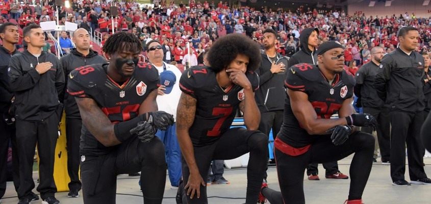 Freedom Rider: Kaepernick and True Protest