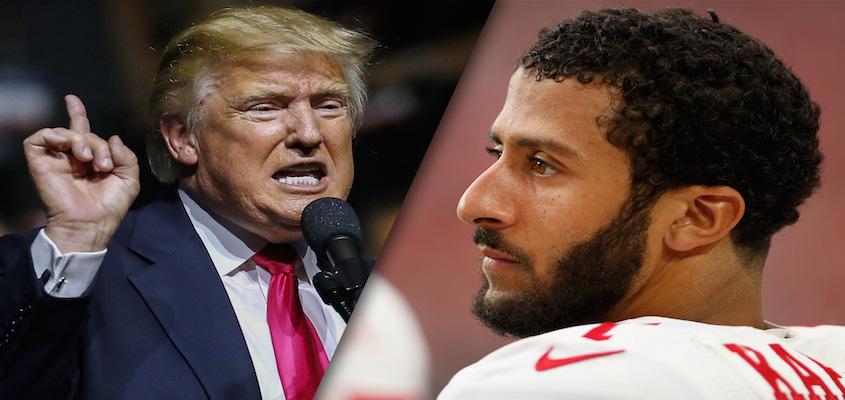 "White America Prefers ""Good Blacks"": On Morgan Freeman, Colin Kaepernick, and Trump"