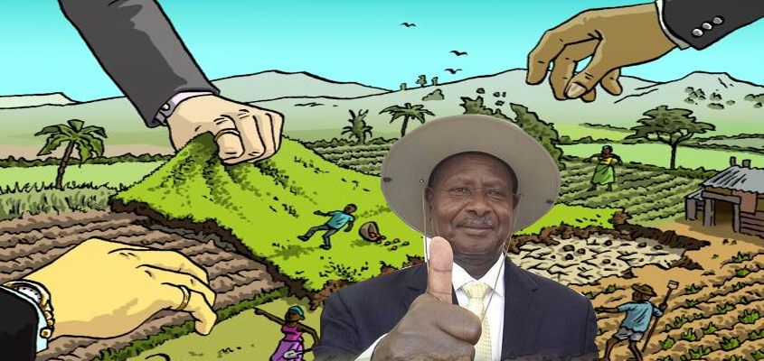 Ugandans Resist Land Grabbing and US-backed Dictatorship: an Interview with Phil Wilmot