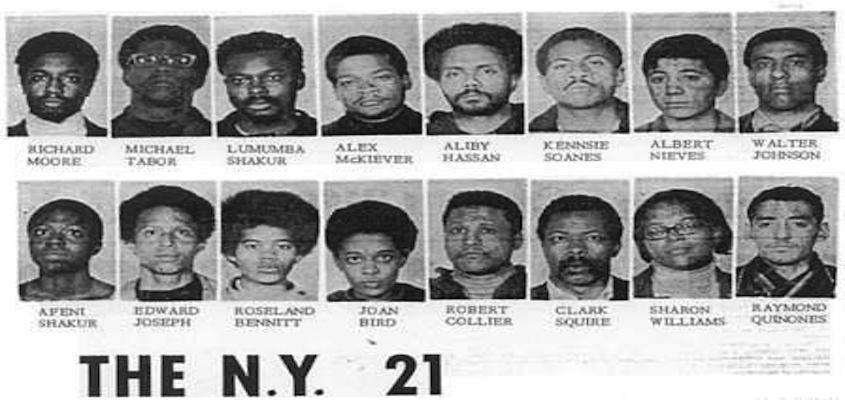 New York's Black Panthers, a Legacy