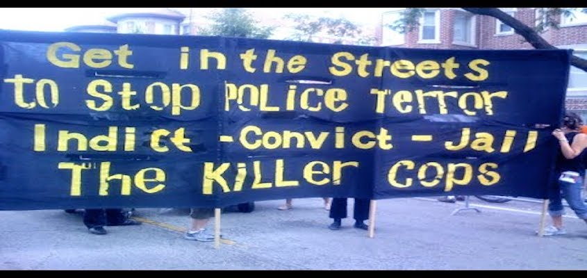 Freedom Rider: When Police Kill White People