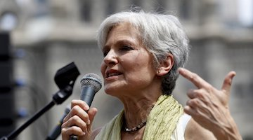 First They Came for Jill Stein