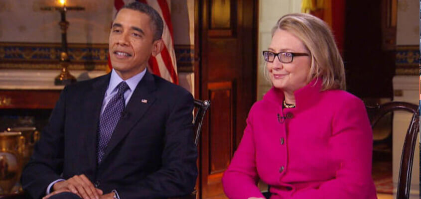 Freedom Rider: Barack, Hillary and the Libya Crime