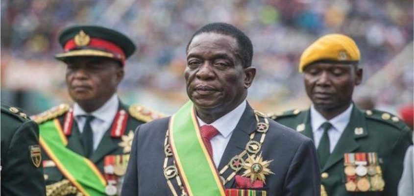 What Western Imperialism Is Up to Now in Zimbabwe