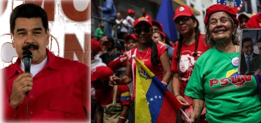 Chavistas Begin Nation-Wide Debate on Future Homeland Plan