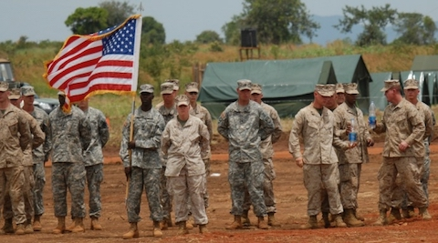 AFRICOM - Staggering But Not Yet Down For The Count