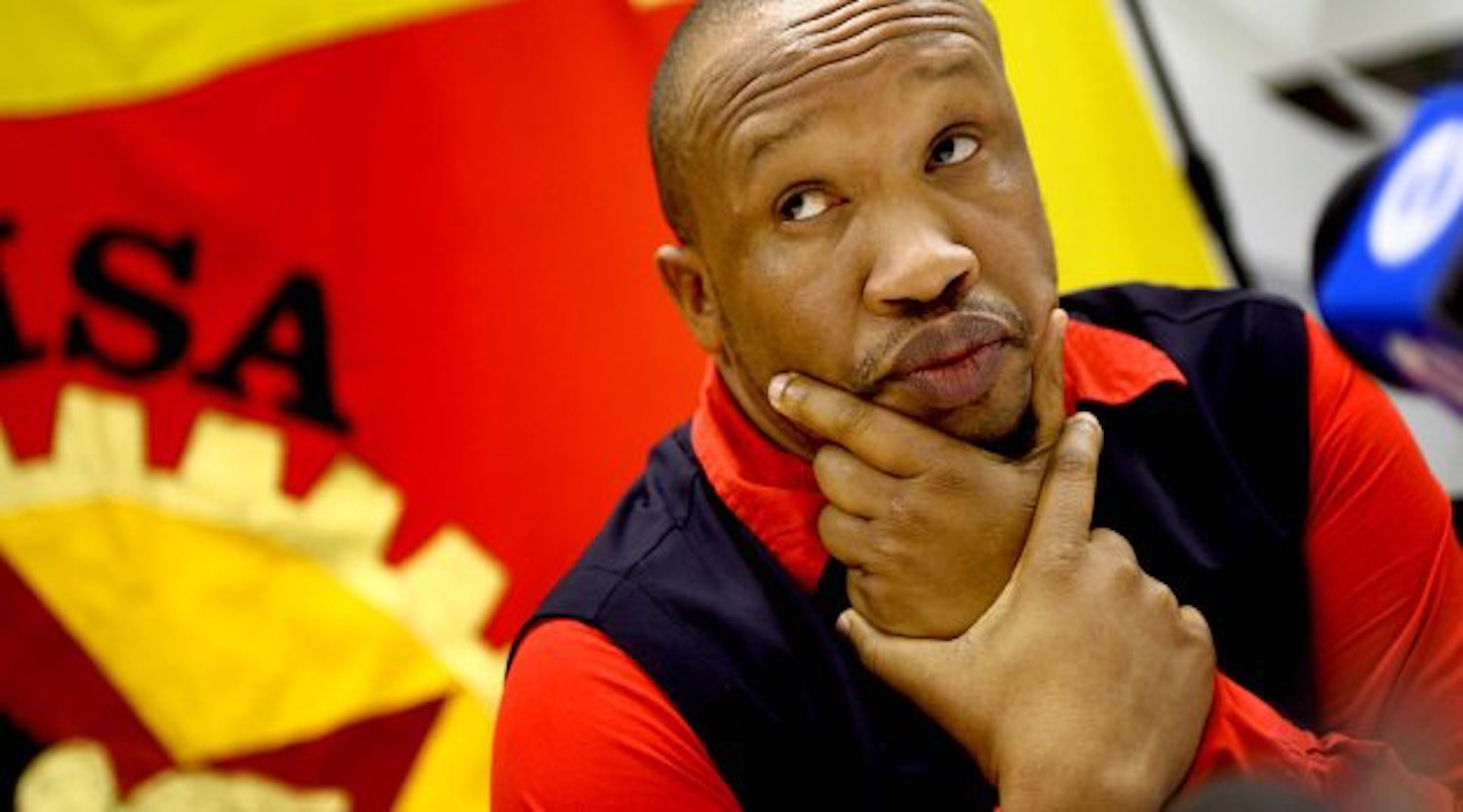 Cyril Ramaphosa Has No Agenda Except Neoliberal Policies, Says NUMSA's Irvin Jim
