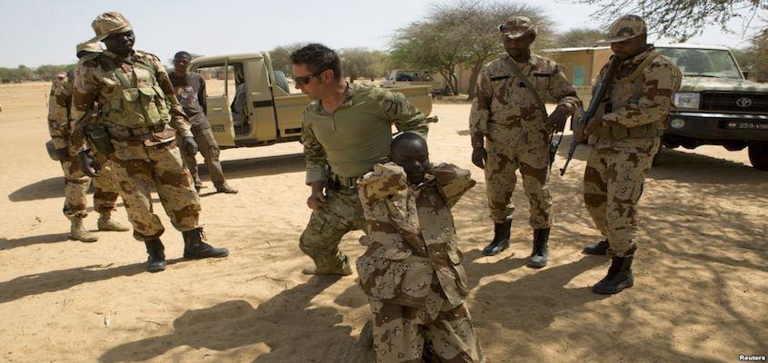 Оккупация Африки.