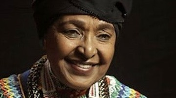 Winnie Mandela the Tallest of All