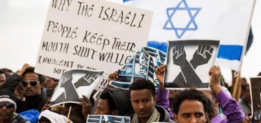 African Refugees Get No Reprieve from Israel's Racist Rage