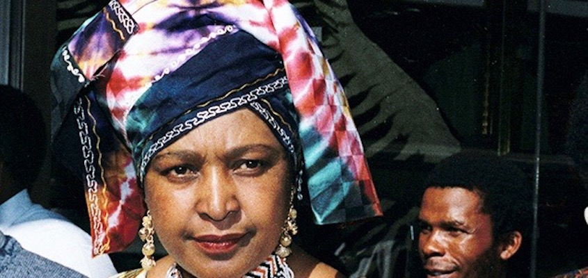 South African Federation of Trade Unions mourns passing of Comrade Winnie Mandela