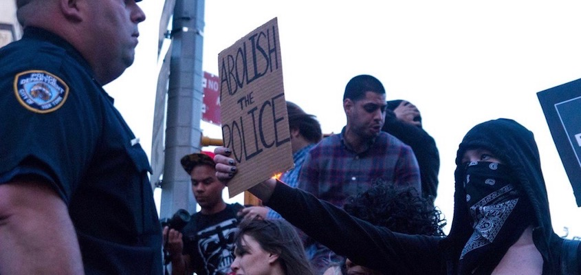The Case for Delegitimizing the Police