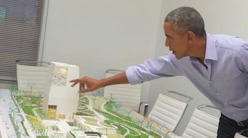 Same Old Obama: The First Black Presidential Library and Gentrification on Chicago's South Side