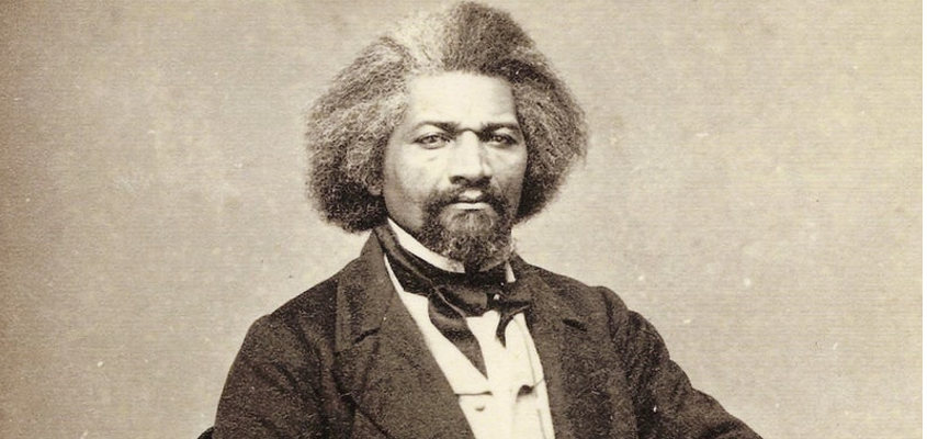 That Frederick Douglass guy is doing some good work, said President Donald Trump.