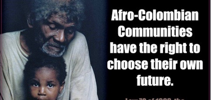 Afro-Colombians Credit UN Durban Declaration in Fight for Land Rights