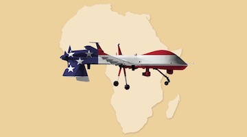 Deadly, Cowardly U.S. Drone Wars in Africa