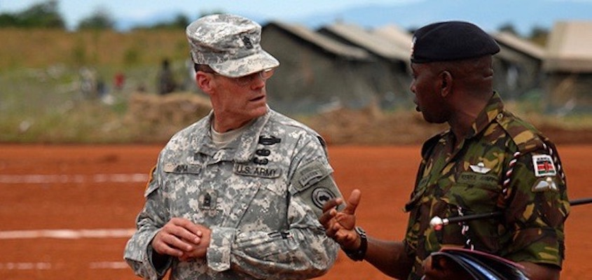 Shutting down AFRICOM and the New Scramble for Africa