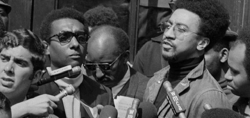 Stokeley and H Rap Brown