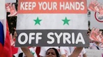 US War Party Won't Accept Defeat in Syria