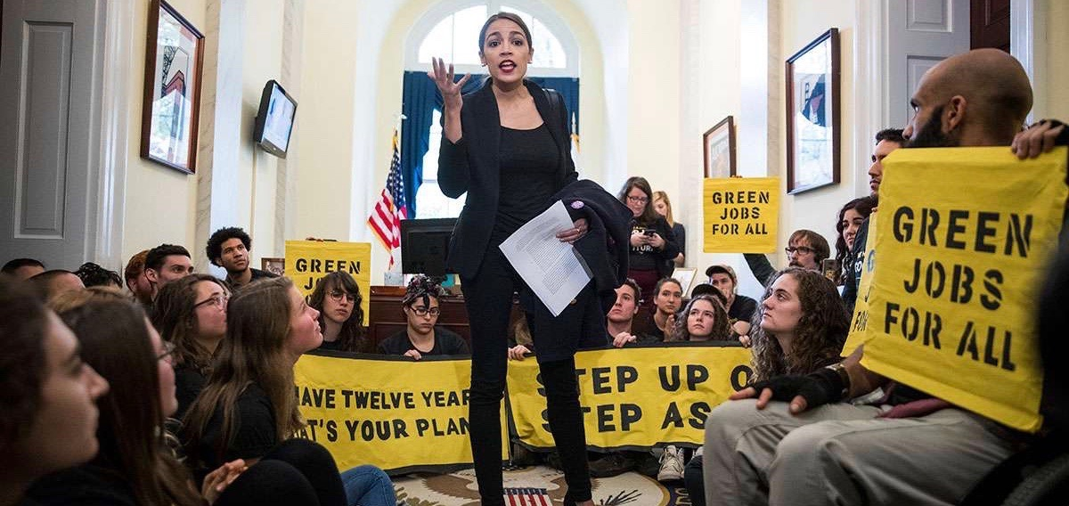 This Radical Plan to Fund the 'Green New Deal' Just Might Work