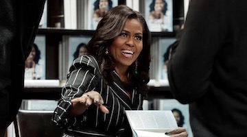 Michelle Obama Slanders Black Men in Her Book, Adds to the Obama Family's Long Anti-Black Tradition