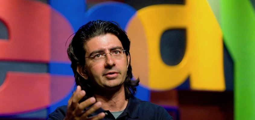 "Pierre Omidyar: A Dangerous Billionaire-Backer of the ""Resistance"""