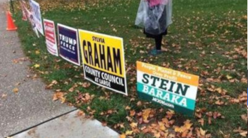 So Why is the Green Party's Jill Stein Filing For Recounts in Michigan, Wisconsin and Pennsylvania?