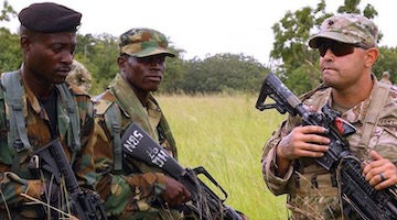 Is Armed Struggle Still The Most Effective Way to Resist Imperialism in Africa?
