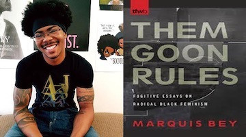 "BAR Book Forum: Marquis Bey's ""Them Goon Rules"""