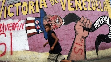 Venezuelan Coup Democrats Vomit on Green New Deal