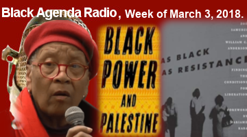 Black Agenda Radio, Week of March 3, 2019