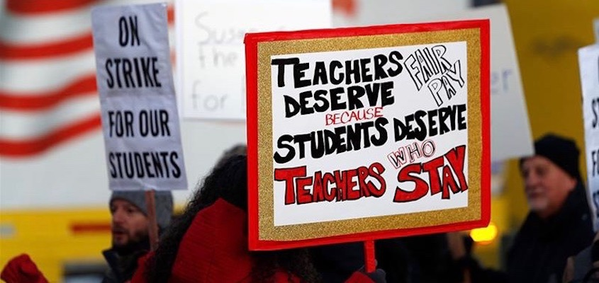 Denver Teachers' Strike Was a Rejection of Education 'Reform'