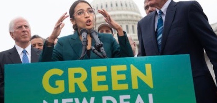 The Black Stake in the Green New Deal