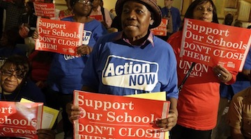 Gentrification, School Closings, and Displacement in Chicago