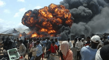 drone strike in Somalia