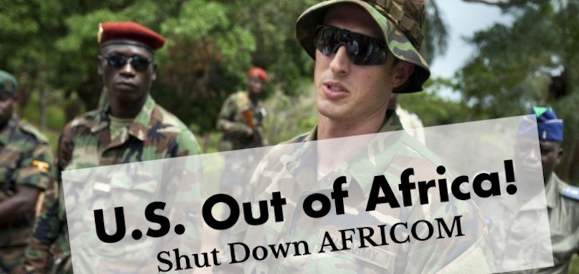 Black Alliance for Peace Demands Black Caucus Hold Hearings on US Militarization of Africa