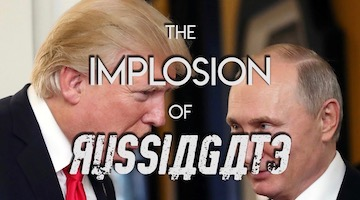 Investigation Nation: Mueller, Russiagate, and Fake Politics