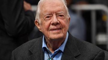 Jimmy Carter: US Most Warlike Nation in History