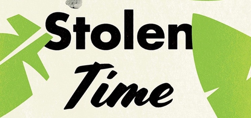 "BAR Book Forum: Shane Vogel's ""Stolen Time"""