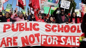 Charter School Support Slipping Among Democrats