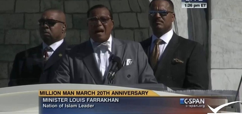 Freedom Rider: Facebook and the Farrakhan Distraction