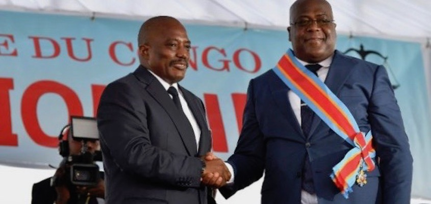 Hijacking the Congolese People's Victory