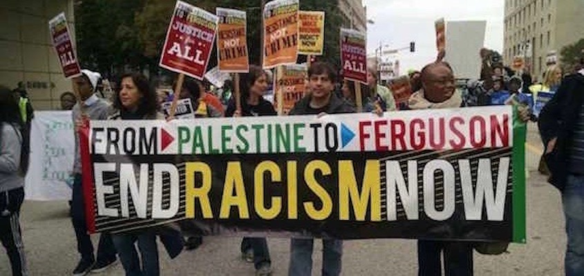 Parallels Between Black and Palestinian Struggles