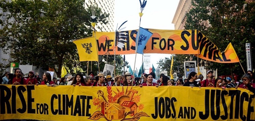 We Have to Finance a Global Green New Deal – Or Face the Consequences