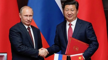 "Russia-China Alliance Sets Stage for Global ""Great Leap Forward"""