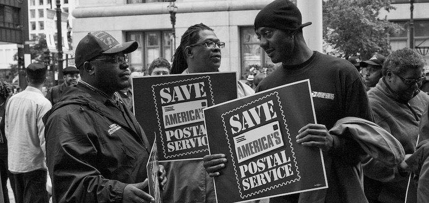 Defend the Post Office, Defend Black Workers