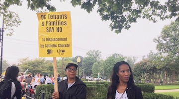 Victory for DC Tenants in Catholic Church-Owned Buildings