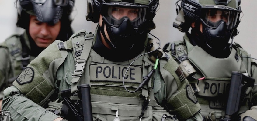 Mass Shootings, Militarism and Policing Are Chapters in the Same Manifesto