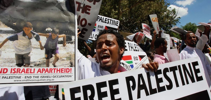 Israel's Scramble for Africa: Selling Water, Weapons and Lies
