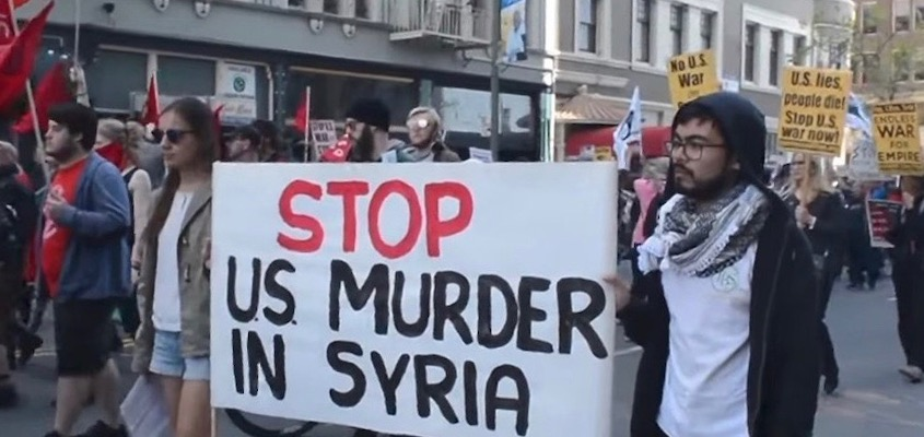 Syria: Exposing Western Radical Collaboration with Imperialism